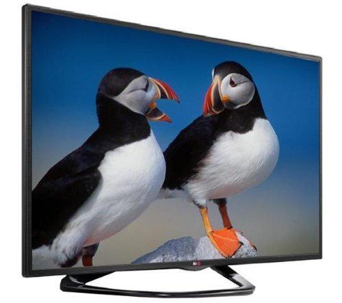 LG 42LA620S – LED-Fernseher 3D Smart TV + Wandhalterung schwarz ...